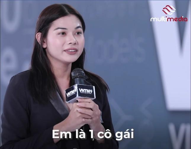 Thí sinh Vietnam's Next Top Model: '4 năm trước em là nam người mẫu, giờ em là một cô gái' ảnh 2