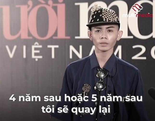 Thí sinh Vietnam's Next Top Model: '4 năm trước em là nam người mẫu, giờ em là một cô gái' ảnh 1