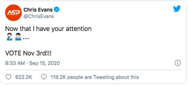 'Đội trưởng Mỹ' Chris Evans lên tiếng về sự cố lộ bộ phận nhạy cảm gây chấn động ảnh 3