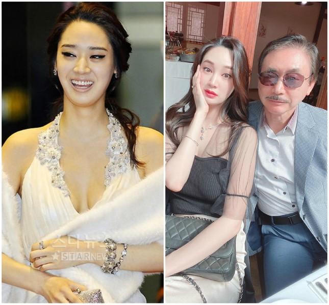 Hoa hậu sở hữu sắc vóc nóng bỏng nghi hẹn hò Lee Min Ho ảnh 2