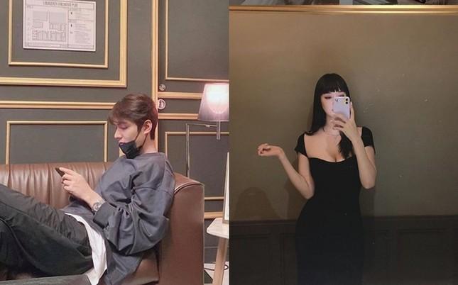 Hoa hậu sở hữu sắc vóc nóng bỏng nghi hẹn hò Lee Min Ho ảnh 1