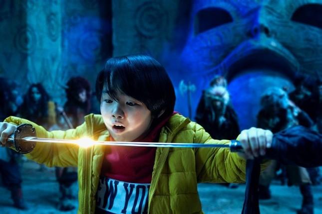 Nóng mắt với bộ phim từng khiến Dương Mịch táo bạo khoe vòng một 'phồn thực' ảnh 6