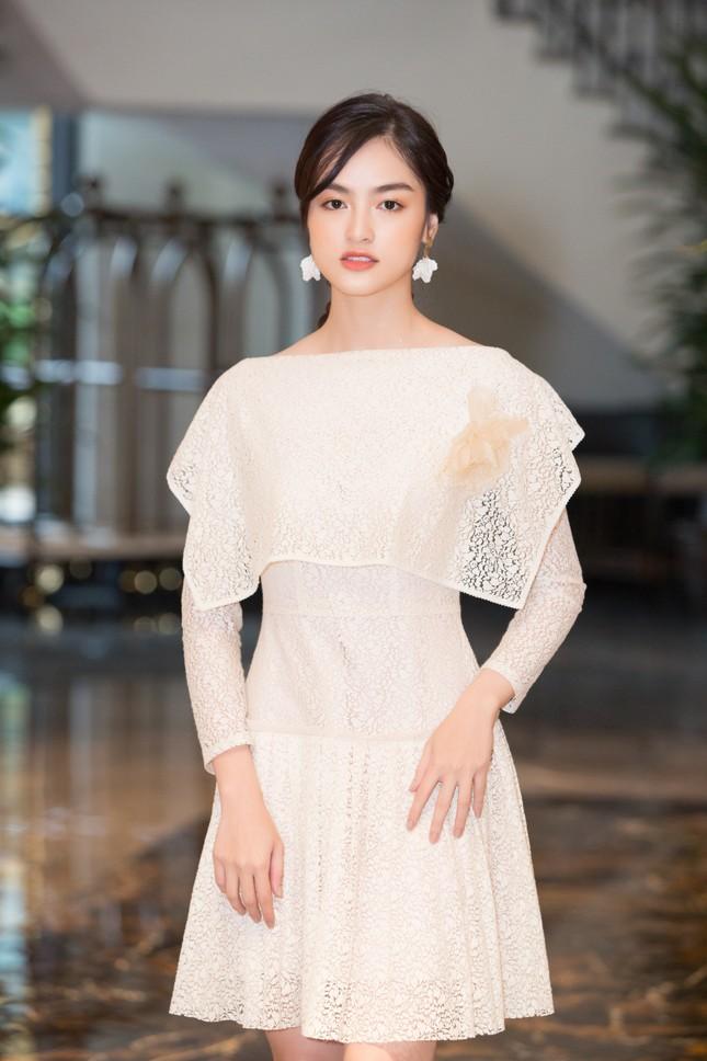 Thí sinh người Tày diện trang phục dân tộc thi Sơ khảo phía Bắc Hoa hậu Việt Nam 2020 ảnh 4