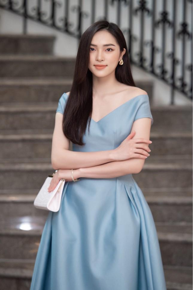 Thí sinh người Tày diện trang phục dân tộc thi Sơ khảo phía Bắc Hoa hậu Việt Nam 2020 ảnh 2