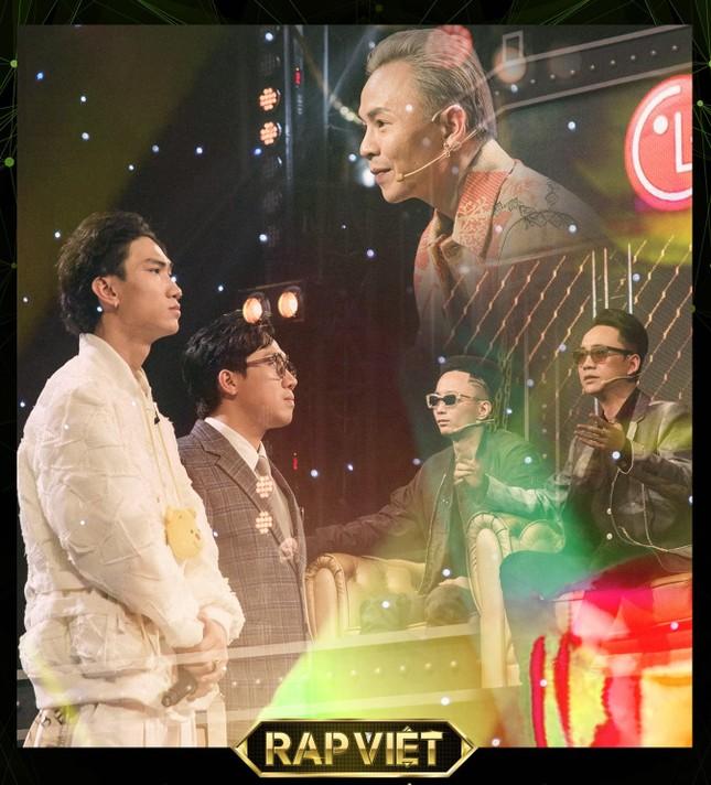 Chung kết Rap Việt: Rap về miền Trung, Gonzo khiến Trấn Thành một lần nữa rơi nước mắt ảnh 1
