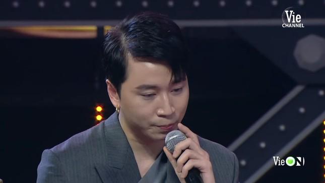 HLV Karik 'khóc vì hối hận' với GDucky tại Chung kết Rap Việt ảnh 2