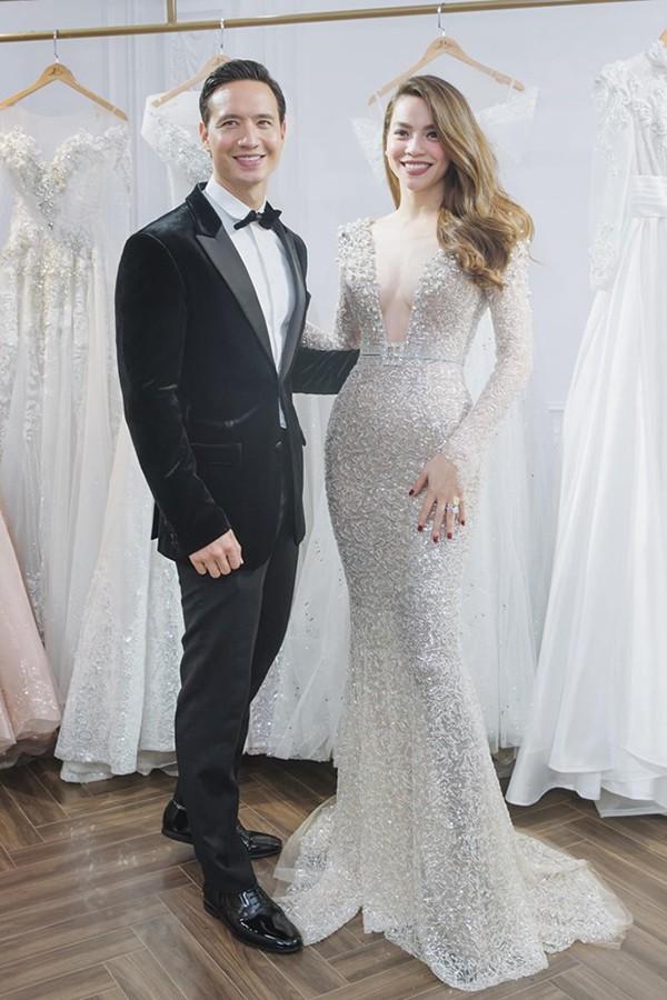 Hồ Ngọc Hà khoe ảnh lộng lẫy trong bộ váy cưới, nhan sắc bà mẹ 3 con ngày một lên hương ảnh 6