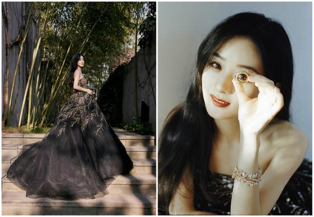 Địch Lệ Nhiệt Ba đẹp như công chúa làm say đắm lòng người ảnh 5