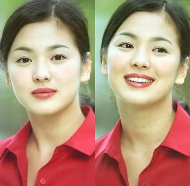 Ngây ngất ngắm nhan sắc 'cực phẩm' 20 năm trước của Song Hye Kyo ảnh 4