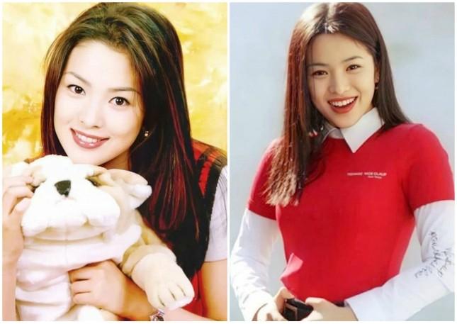 Ngây ngất ngắm nhan sắc 'cực phẩm' 20 năm trước của Song Hye Kyo ảnh 2