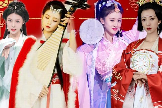 Mê mẩn ngắm các nữ diễn viên hóa thành tứ đại mỹ nhân trong lịch sử Trung Quốc ảnh 1