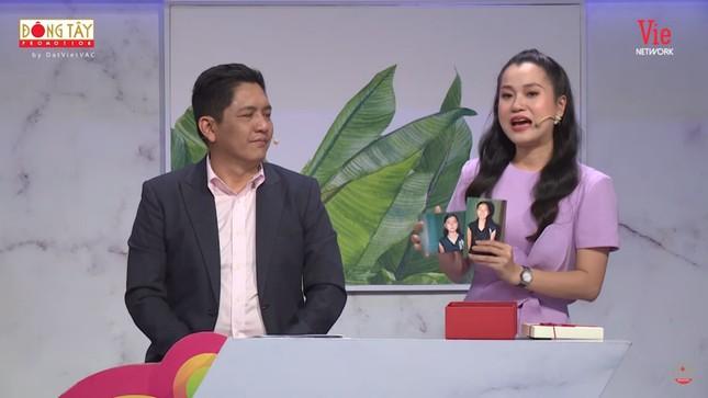 Lâm Vỹ Dạ xúc động rơi nước mắt khi nhận quà từ NSƯT Thanh Dậu sau 12 năm ảnh 2