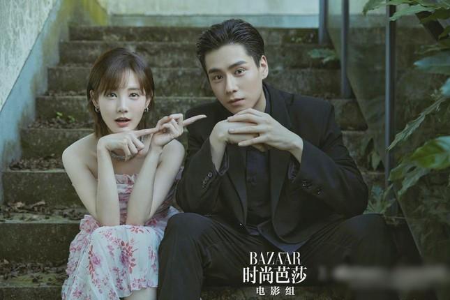 Phim Trung Quốc gây cười vì phi thực tế:Thổi trà sữa ra bong bóng xà phòng ảnh 3