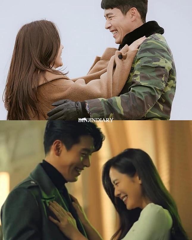 Cặp đôi 'Hạ cánh nơi anh' Hyun Bin - Son Yejin gây 'bão' khi xuất hiện tình tứ trong lễ tình nhân ảnh 2