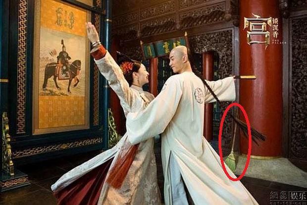 Soi loạt 'sạn' ngớ ngẩn trong phim cổ trang Hoa ngữ ảnh 9