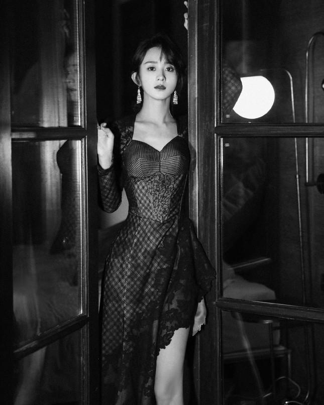 Địch Lệ Nhiệt Ba, 'mỹ nữ 4000 năm' gây chao đảo đêm hội Weibo vì nhan sắc tựa nữ thần ảnh 6