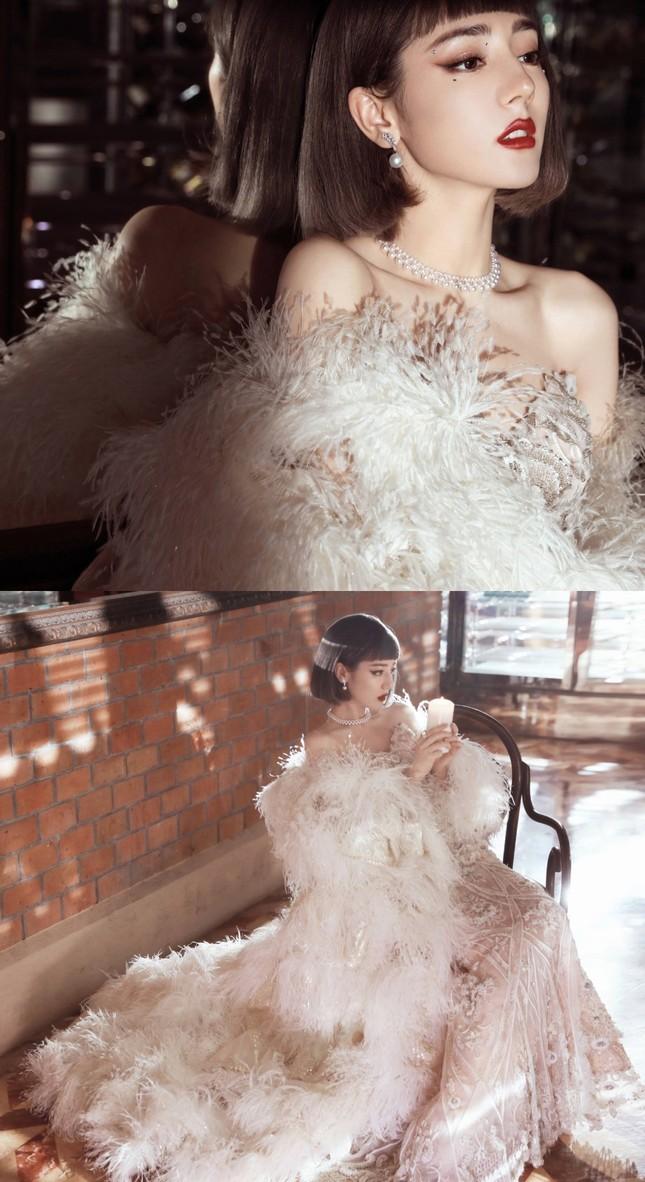 Địch Lệ Nhiệt Ba, 'mỹ nữ 4000 năm' gây chao đảo đêm hội Weibo vì nhan sắc tựa nữ thần ảnh 2