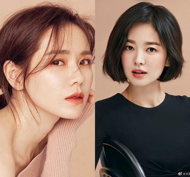 Tranh cãi BXH nữ diễn viên đẹp nhất xứ Hàn: Song Hye Kyo, Son Ye Jin chịu thua người này ảnh 4