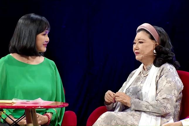 NSND Kim Cương nghẹn ngào đoàn tụ con gái nuôi sau 45 năm thất lạc ảnh 1