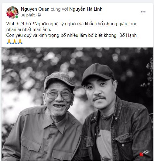 Nghệ sĩ Việt đau buồn nói lời tiễn biệt NSND Trần Hạnh ảnh 3