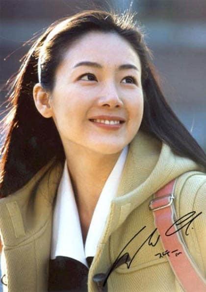 Nhan sắc mỹ nhân 'Bản tình ca mùa đông' Choi Ji Woo sau 19 năm ảnh 1