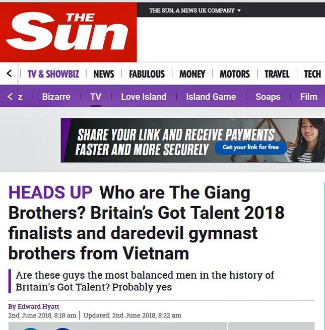 Truyền thông Anh rầm rộ nói về chiến thắng ngoạn mục của Cơ - Nghiệp ảnh 1