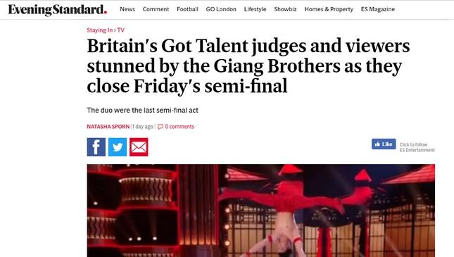 Truyền thông Anh rầm rộ nói về chiến thắng ngoạn mục của Cơ - Nghiệp ảnh 5