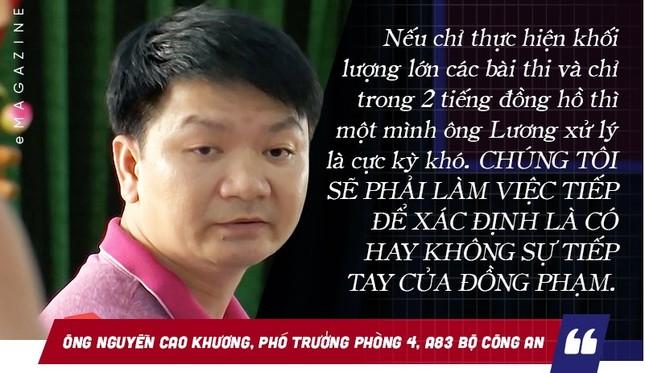 Ông Vũ Trọng Lương trong vụ gian lận thi cử ở Hà Giang là ai? ảnh 2