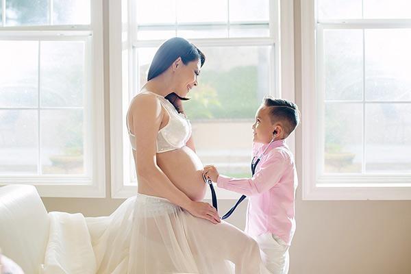 Ca sĩ Thanh Thảo sinh con gái đầu lòng ở tuổi U50 ảnh 2