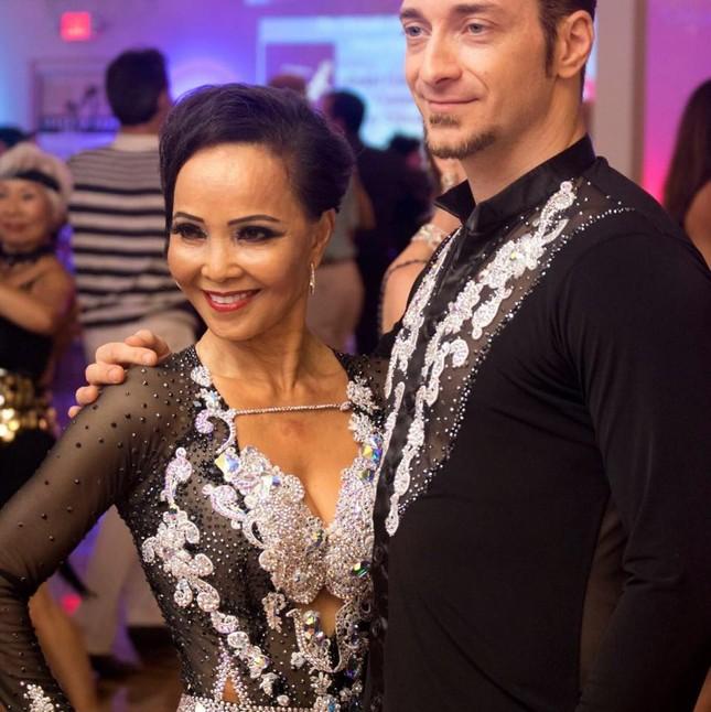 Cụ bà U80 khiêu vũ điêu luyện tại America's Got Talent 2018 gây sốt ảnh 2