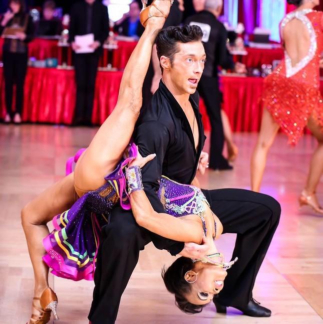 Cụ bà U80 khiêu vũ điêu luyện tại America's Got Talent 2018 gây sốt ảnh 6