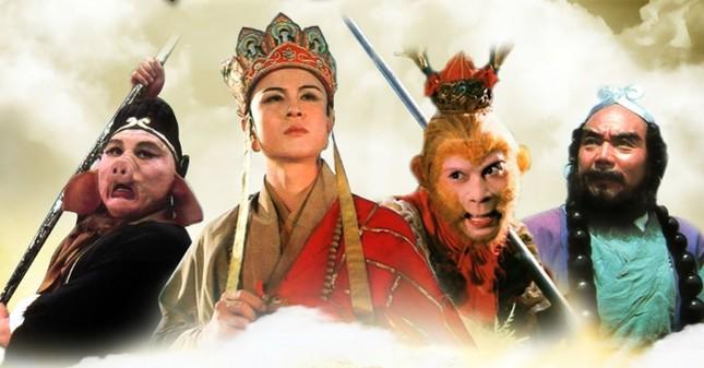 Lý do vai 'Đường Tăng' trong Tây Du Ký 1986 có 3 người đóng ảnh 1