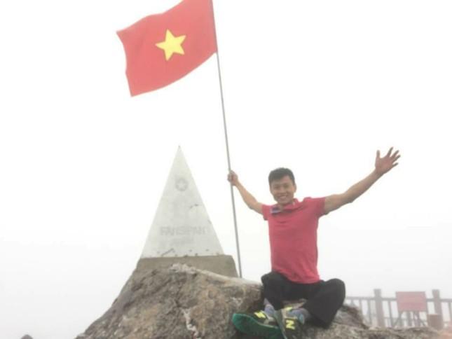 Chàng trai chống nạng chinh phục 10 km giải marathon ảnh 2