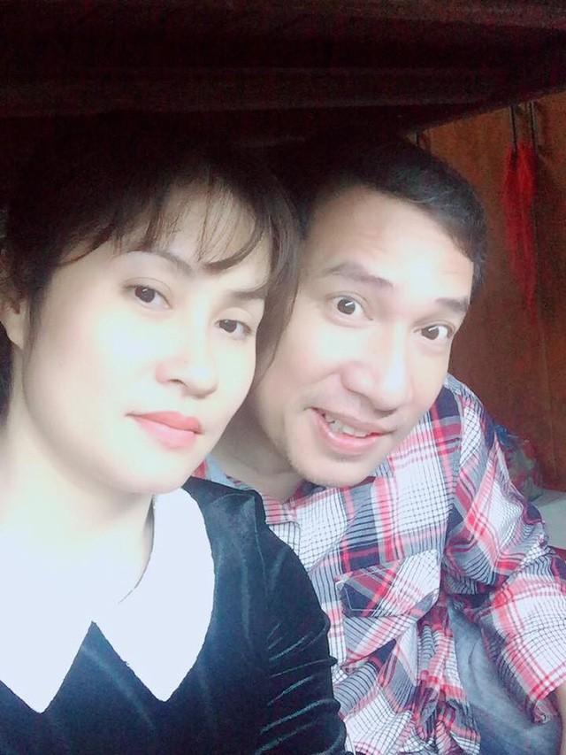 Nhan sắc vợ kém 11 tuổi của danh hài Quang Thắng ảnh 10
