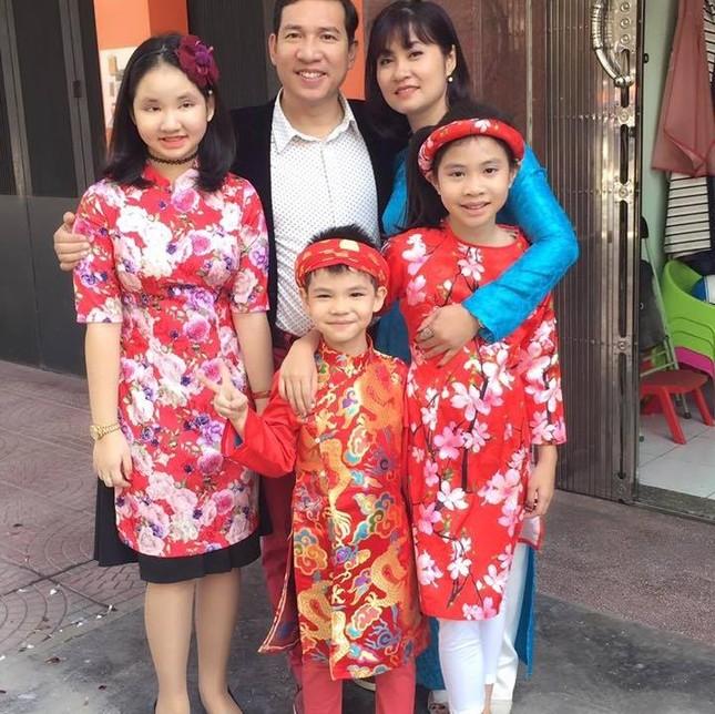 Nhan sắc vợ kém 11 tuổi của danh hài Quang Thắng ảnh 13