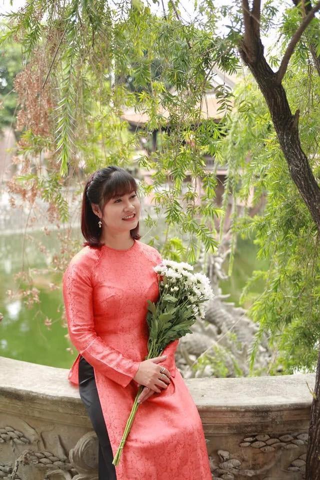 Nhan sắc vợ kém 11 tuổi của danh hài Quang Thắng ảnh 5