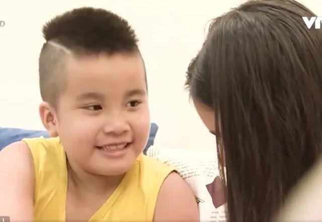 BTV Diễm Quỳnh, khán giả nghẹn ngào với cậu bé tự kỉ bị 10 trường từ chối ảnh 1