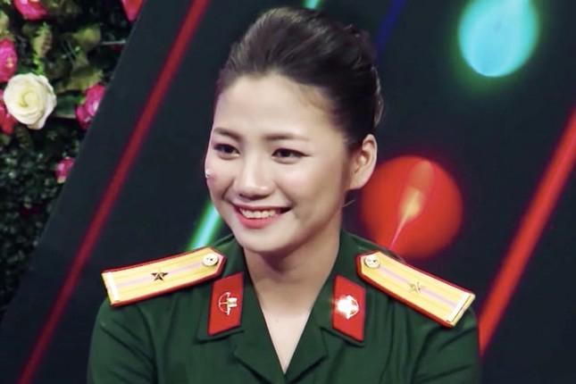 Hot girl thiếu úy đặc công vẫn độc thân dù đã tham gia show hẹn hò ảnh 2