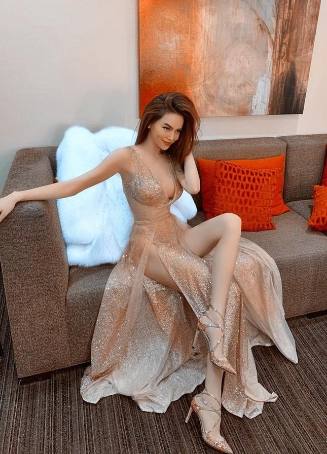 Hồ Ngọc Hà tung ảnh bikini gợi cảm màu nude khoe dáng đẹp như tạc tượng ảnh 6