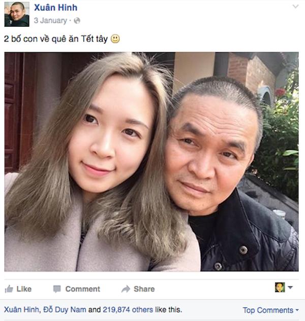 Xuân Hinh chia sẻ ảnh gia đình 'ngày này năm xưa' gây 'sốt' ảnh 10