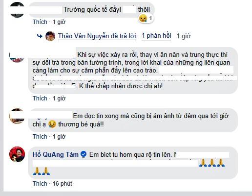 MC Thảo Vân, sao Việt phẫn nộ vụ học sinh Gateway tử vong vì bị quên trên ôtô ảnh 2