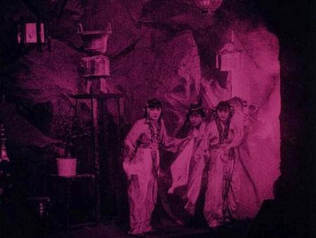 'Tây Du Kí' 1986 có phiên bản gốc hở hang và đáng sợ từ năm 1927 ảnh 3