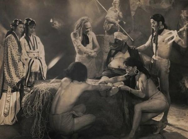 'Tây Du Kí' 1986 có phiên bản gốc hở hang và đáng sợ từ năm 1927 ảnh 4