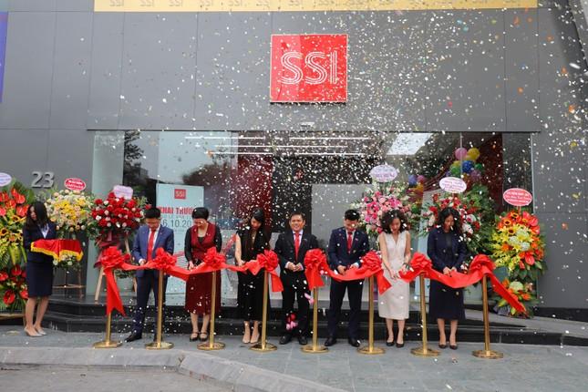 Công ty Cổ phần Chứng khoán SSI khai trương Phòng giao dịch thứ 16 ảnh 1