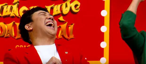 Bà Tân Vlog lại 'đại náo' mạng xã hội và 'chọc' Lê Giang ở 'Thách thức danh hài' ảnh 4
