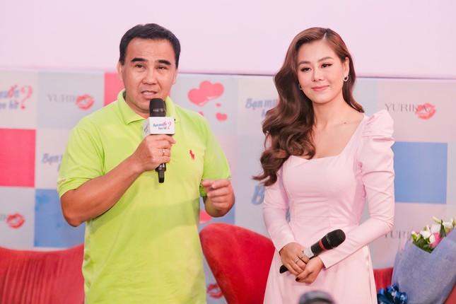 Vì sao Nam Thư bật khóc tuyên bố ngừng làm MC 'Bạn muốn hẹn hò'? ảnh 1