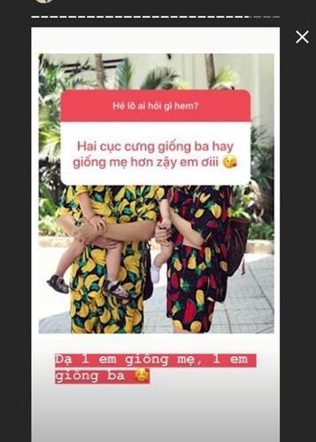 Vợ Hoài Lâm khoe con gái, nói gì khi bị cho coi chồng là cây ATM? ảnh 7