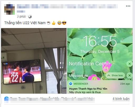 Dân mạng 'bùng nổ' khi U22 Việt Nam loại U22 Thái, vào bán kết SEA Games 30 ảnh 7