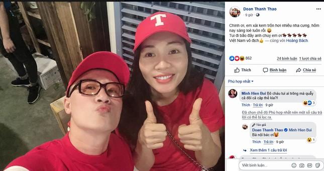 Hoài Linh lần đầu làm điều gây 'sốt' để mừng U22 Việt Nam thắng U22 Campuchia ảnh 6