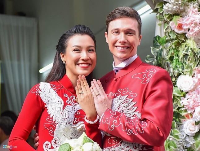 Cường Đô la, Đông Nhi và loạt sao kết hôn trong năm 2019 ảnh 1